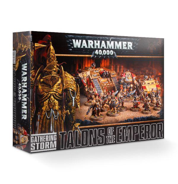 gathering storm warhammer