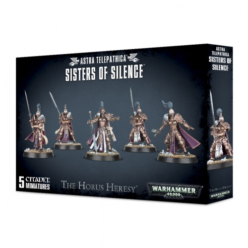 Sisters of Silence - 5 Citadel Miniatures from Games Workshop store